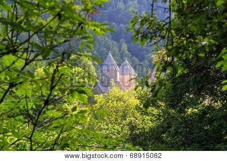 Haghartsin Monastery in Armenia