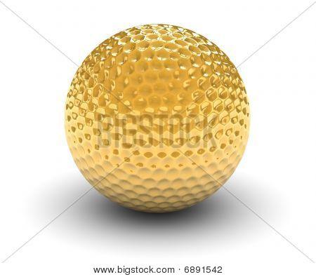 Goloden Golf Ball