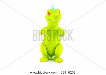 Reptar Toy Figure
