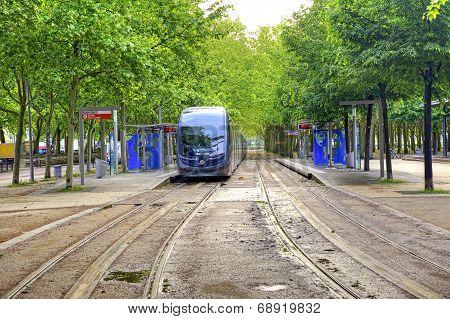 Bordeaux. Cityscape