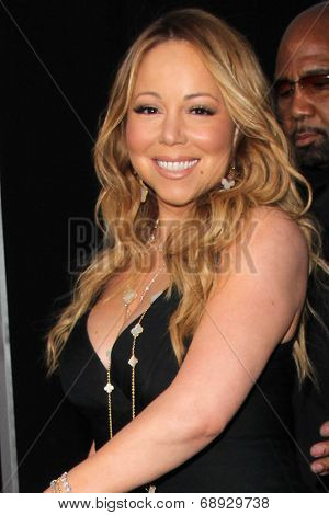 LOS ANGELES - JUL 23:  Mariah Carey at the