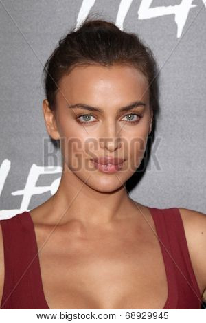 LOS ANGELES - JUL 23:  Irina Shayk at the