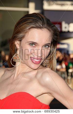 LOS ANGELES - JUL 23:  Natasha Galkina at the