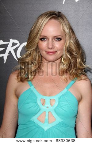 LOS ANGELES - JUL 23:  Marley Shelton at the