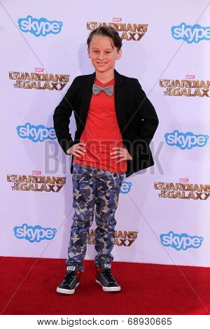 LOS ANGELES - JUL 21:  Wyatt Oleff at the