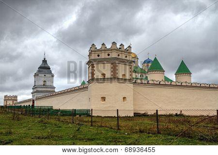 Mezhiritsky Holy Trinity Monastery