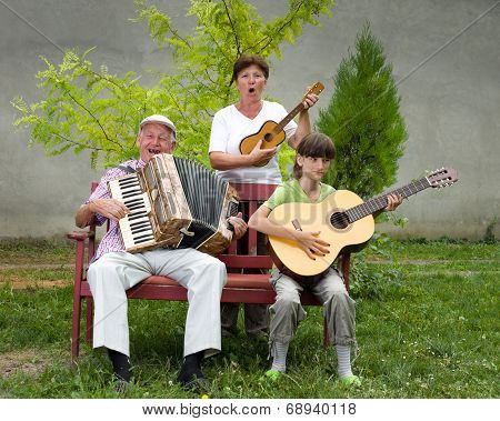 Funny Musicians