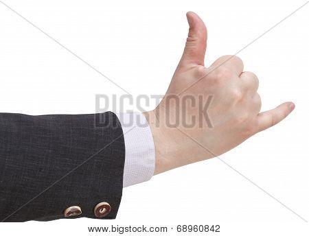 Phone Call - Hand Gesture