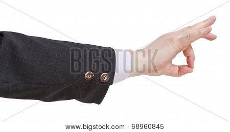 Okay Sign - Hand Gesture