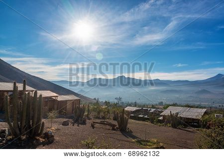 Elqui Valley View