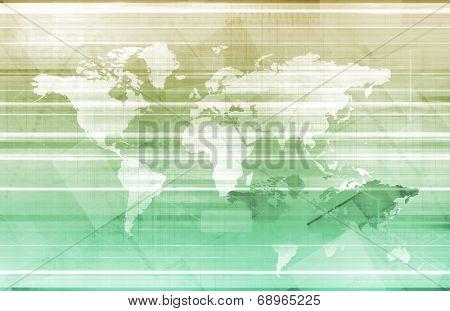 Global Logistics Management Processes As a Art