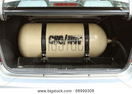 Cng Ngv Gas Storage Tank
