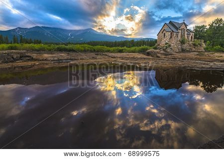 Chapel On The Rock, Allenspark Colorado