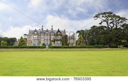 Muckross House in Killarney National Park.