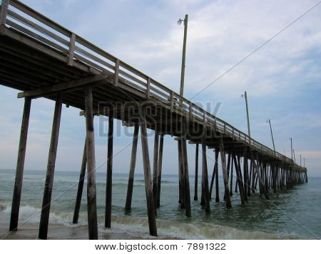Ocean Pier, Outer Banks, NC