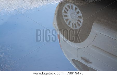 Car Reflection