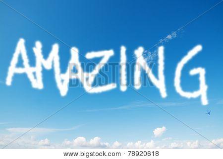 Amazing In The Sky