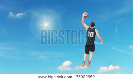 Slam Dunk In The Sky