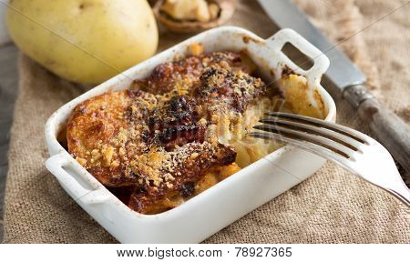 Codfish With Potatoes