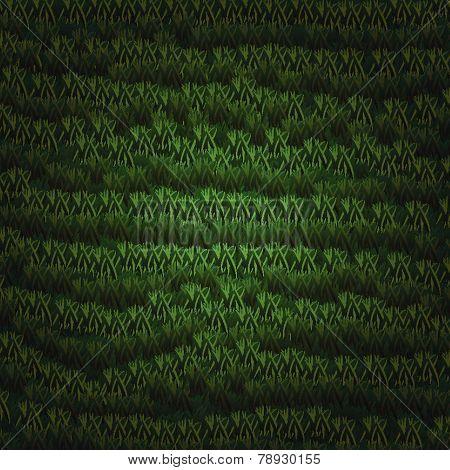 Pattern Grass