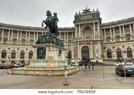 Austrian National Library - Vienna, Austria