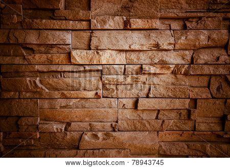 Strange Brickwall (vignette)