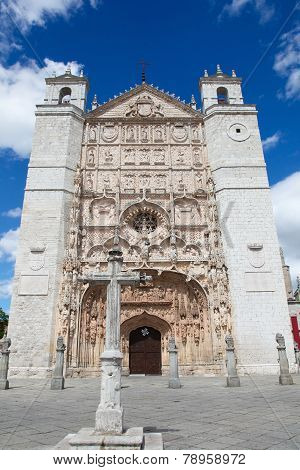 San Pablo Church In Valladolid
