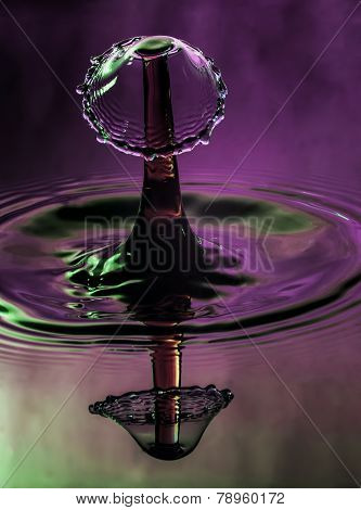 Water Drop Splash 2