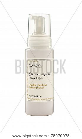 Laline Shower Mousse Vanilla Patchouli