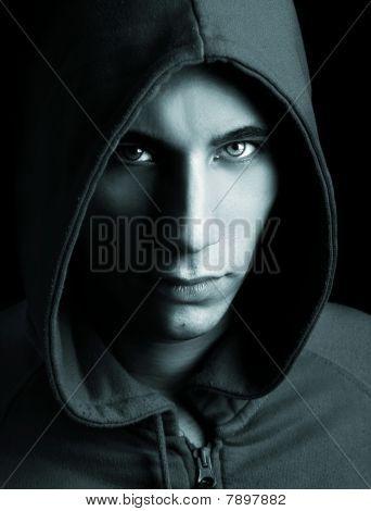 Fashion Man Portrait