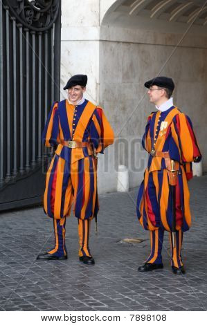 Vatican - Swiss Guard