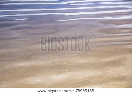 Rippled Beach