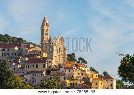 Italian Historical Town