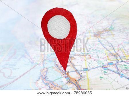 Red Locator