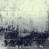picture of impressionist  - Retro background with old grunge texture - JPG