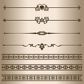 picture of divider  - Decorative lines - JPG
