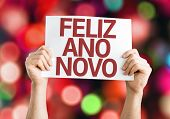 stock photo of reveillon  - Happy New Year 2015  - JPG