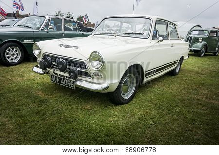 Ford Consul Mark 1 Gt Classic Car