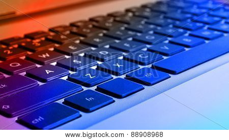 Computer (notebook) keyboard