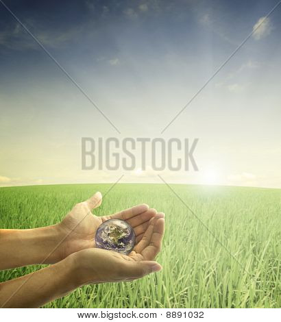 Earth Concept Photo