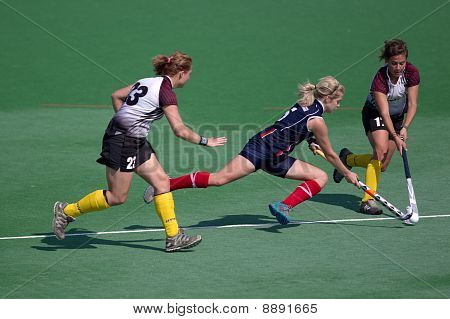 Womans Field Hockey