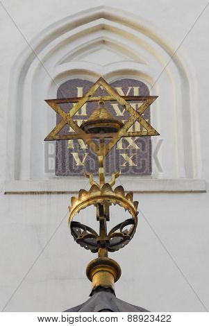 Maisel Synagogue - Prague, Czech Republic