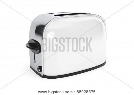 Kitchen Appliance. Vintage Whitetoaster