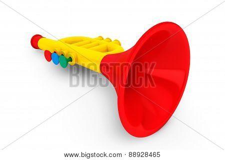 Toy Child's Trumpet