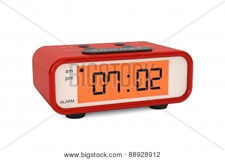 Modern Digital Alarm Clock