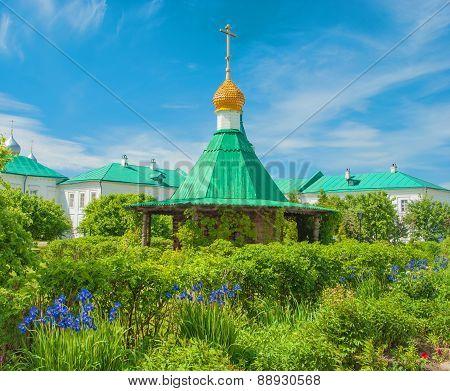 Monastery in Rostov