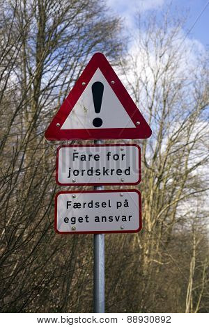 Danger Signs From Denmark