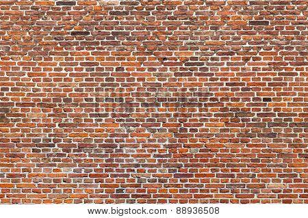 Large Brick Wall