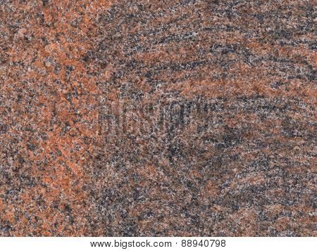 Rare Variety Of Red Granite
