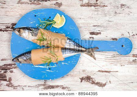 Luxurious Seafood.